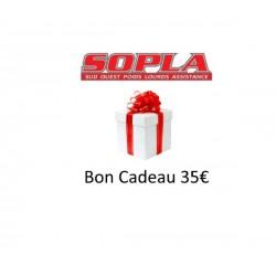 BON CADEAU 35€