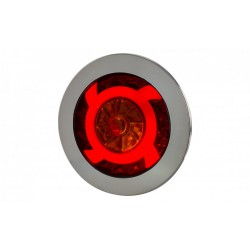 FEU LED ROND LUCY STOP POSITION CLIGNOTANT