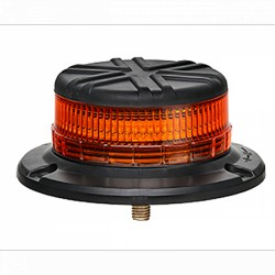 GYROPHARE LED ORANGE 1 FIXATION CENTRALE