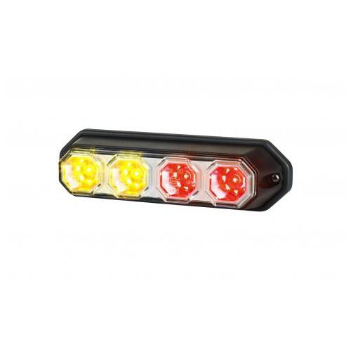FEU LED COMPACT 3 FONCTIONS